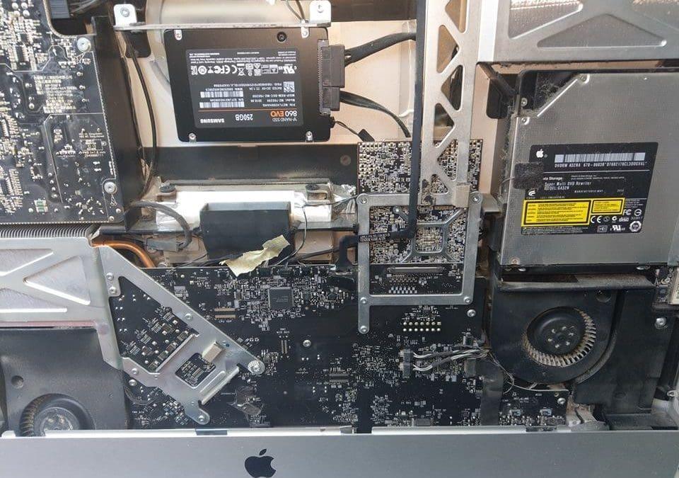 Cum se curata calculatorul de praf