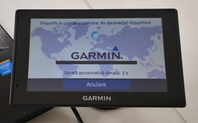 Actualizare dispozitive GPS Mio, Garmin, PNI, Serioux, Mio Spirit