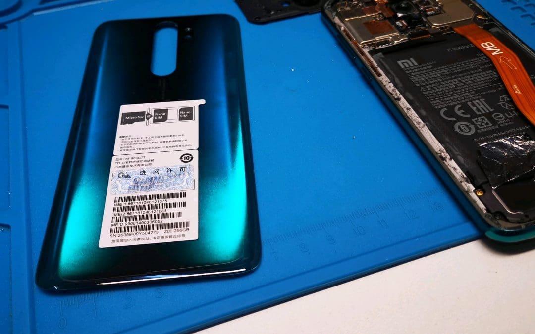 Convertire telefon chinezesc Xiaomi Redmi (limba romana, Google Play)
