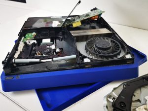 Reparatie PS4 dupa un soc mecanic | iDroid Solution Repair Timisoara